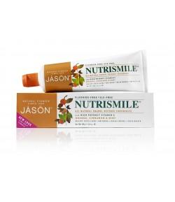 Pasta do zębów wzmacniająca szkliwo Nutrismile - Jason 119 g