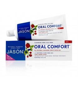 Łagodzący żel do wrażliwych zębów Oral Comfort - Jason 119g