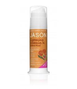 Rozjaśniająco-nawilżający krem z witaminą K - Jason 57 g
