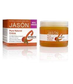 Przeciwstarzeniowy i rozjaśniający krem z witaminą C - Jason 60 ml