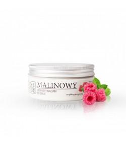Malinowy delikatny balsam do ciała - Fresh&Natural 250 ml