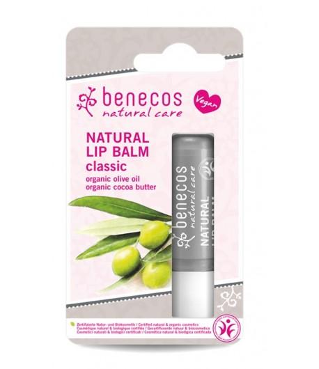 Naturalny Balsam do ust KLASYCZNY – Benecos 4,8 g