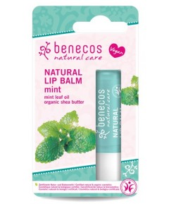 Naturalny Balsam do ust MIĘTOWY - Benecos 4,8 g