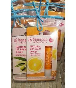 Zestaw balsamów do ust - 3 w cenie 2 - Benecos 3x4,8 g