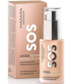 SOS Hydra Repair - Intensywne serum regenerujące dla skóry odwodnionej - Madara 30 ml
