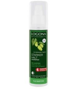 Naturalny lakier do włosów - Logona 150 ml
