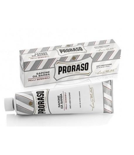 Łagodne mydło do golenia w tubce - cera wrażliwa - Proraso 150ml