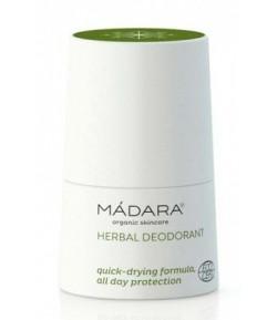 ziołowy dezodorant - Madara 50 ml