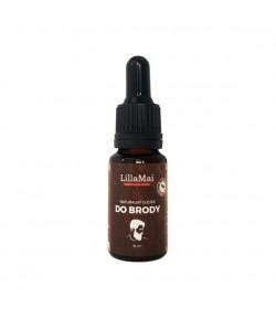 Naturalny olejek do brody - Lilla Mai 15 ml