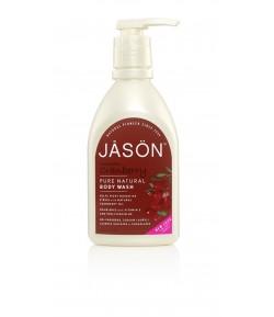 Odżywczo-antyoksydacyjny żel pod prysznic z olejkiem żurawinowym - JASON 887 ml