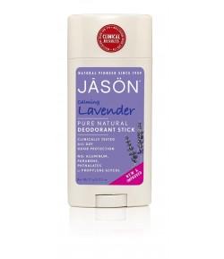 Łagodzący dezodorant w sztyfcie Lawenda - Jason 71 g