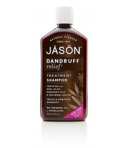 Leczniczy szampon przeciwłupieżowy z organiczną siarką - JASON 355 ml