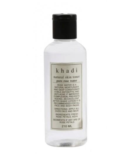 Woda Różana Khadi - 210 ml