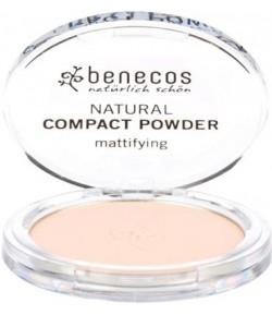 Naturalny puder w kompakcie - Fair - Benecos 9 g