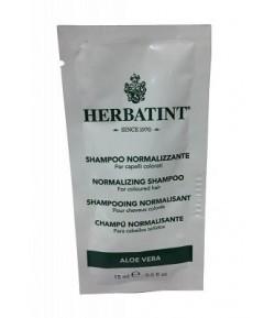 Aloesowy szampon normalizujący NORMALIZING SHAMPOO - saszetka 15 ml