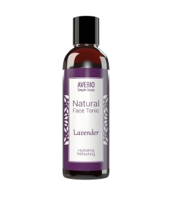 Woda lawendowa - AVEBIO 100 ml