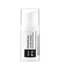 Mój Krem Nr 10 - krem pod oczy - naturalne działanie przeciwzmarszczkowe - Fitomed 15 ml