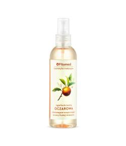 Płyn oczarowy o zapachu kwiatu pomarańczy do cery tłustej i mieszanej - Fitomed 200 ml