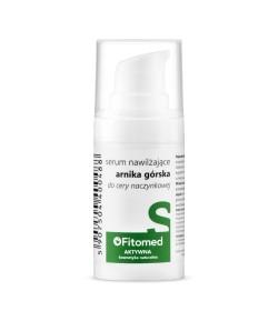 Serum nawilżające do cery naczynkowej - Arnika górska - Fitomed 15 ml