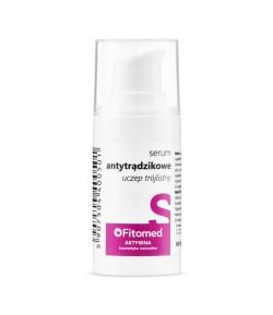 Serum nawilżające do cery trądzikowej - Uczep Trójlistny - Fitomed 15 ml
