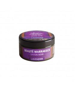 Czarne Mydło (savon noir) lawendowe - Beaute Marrakech 100 g