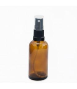 Butelka szklana z atomizerem - 50 ml