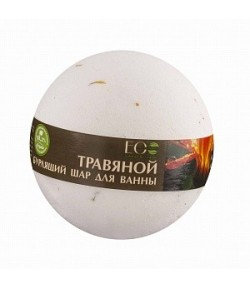Musująca kula do kąpieli - Nagietek - EO LAB 220 g