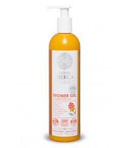 Żel pod prysznic - witaminy dla skóry - Natura Siberica 400 ml
