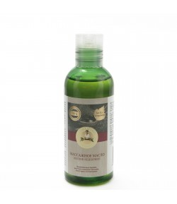 Olej do masażu - Delikatna Pielęgnacja - Bania Agafii 170 ml