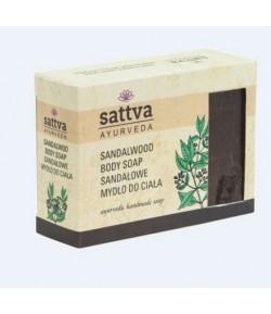 Mydło glicerynowe Drzewo Sandałowe - Sattva 125g