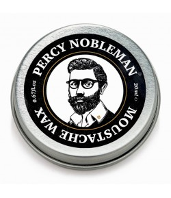Moustache Wax Wosk do wąsów - Percy Nobleman 30 g