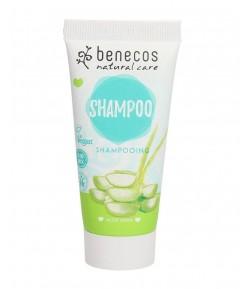 Naturalny szampon z aloesem - nawilżający - Benecos 200 ml
