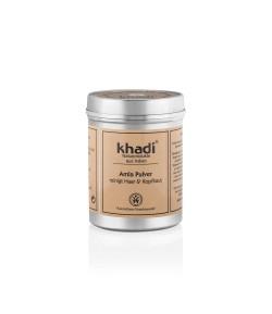 Amla - organiczna odżywka do włosów w pudrze - Khadi 150g