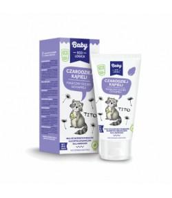 Czarodziej Kąpieli - magiczny olejek do kąpieli - Baby EcoLogica 150 ml